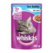 Whiskas Pouch Ton Balıklı Kedi Maması 100gr