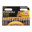 Duracell AA 9+3 Kalem Pil