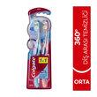 Colgate 360 Diş Arası Temizliği Orta Diş Fırçası 1+1