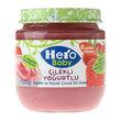 Hero Baby Çilekli Yoğurtlu Kavanoz Maması 125 gr