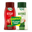 Pınar Ketçap 420 gr + Mayonez 350 gr