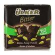 Ülker Antep Fıstıklı Bitter Çikolata Kare 70 gr