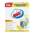 Marc Çamaşır Makinası Temizleyicisi Limon 2X250 ml