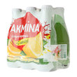 Akmina Maden Suyu Limonlu 6X200 ml