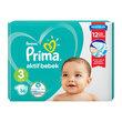 Prima Bebek Bezi Aktif Bebek 3 Beden 36 Adet Standard Paket