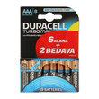 Duracell Turbo Max İnce Pil AAA  6+2'li