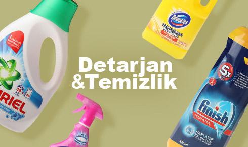 Deterjan & Temizlik