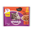 Whiskas Multipack Kedi Maması 4X85 gr