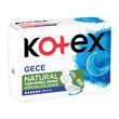 Kotex Natural Ultra Tekli Paket Gece 6'lı